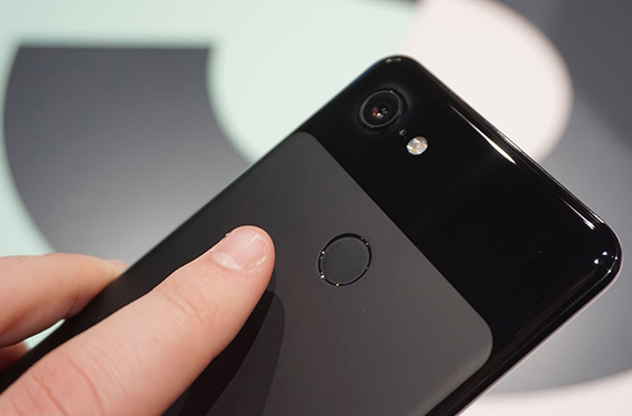 pixel3xl fingerprint gestures