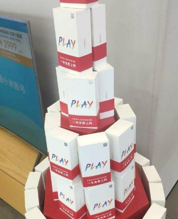xiaomi play new2