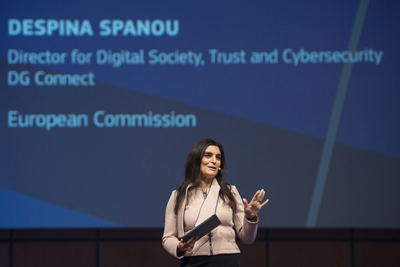 Δέσποινα Σπανού ICT 2018 Vienna