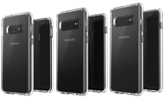Galaxy S10 series render 570px