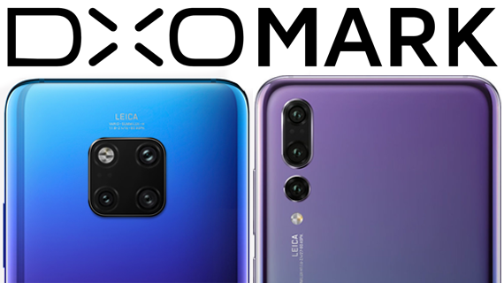 Huawei Mate 20 Pro DxOMark 000