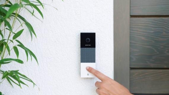 """Netatmo smart video doorbell: το """"έξυπνο"""" κουδούνι [CES 2019]"""