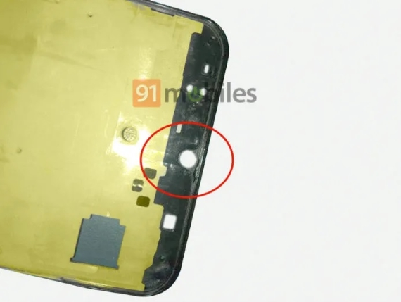 Samsung Galaxy A50 leaked 2