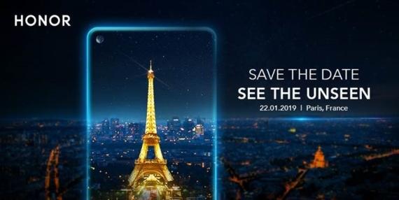 Λίγες ώρες μακριά από την Επίσημη Παρουσίαση του Honor View 20, από το Παρίσι [LIVE]