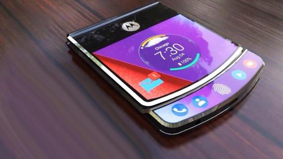 """Το νέο αναδιπλούμενο Motorola RAZR έρχεται από """"άλλον πλανήτη"""" [video]"""