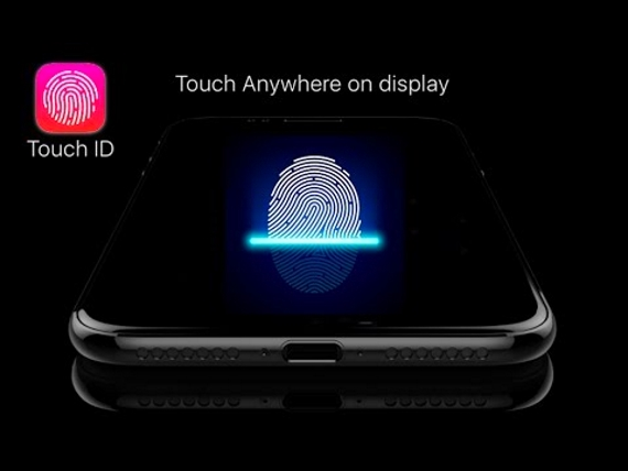 touch id in display 570px