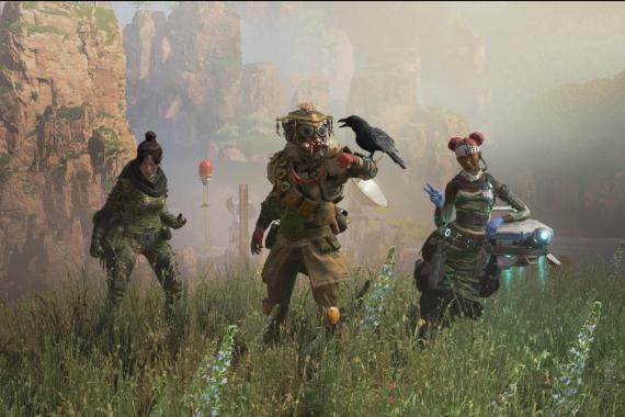 Apex Legends: Νέο παιχνίδι ανταγωνίζεται τα Fortnite και PUBG