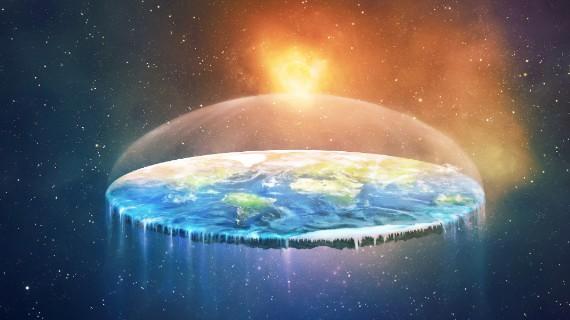 Το YouTube ευθύνεται για την θεωρία της επίπεδης γης