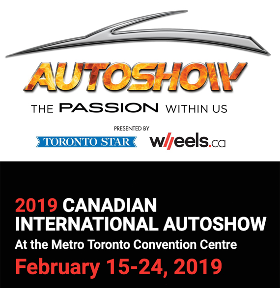 Canadian International AutoShow 2019