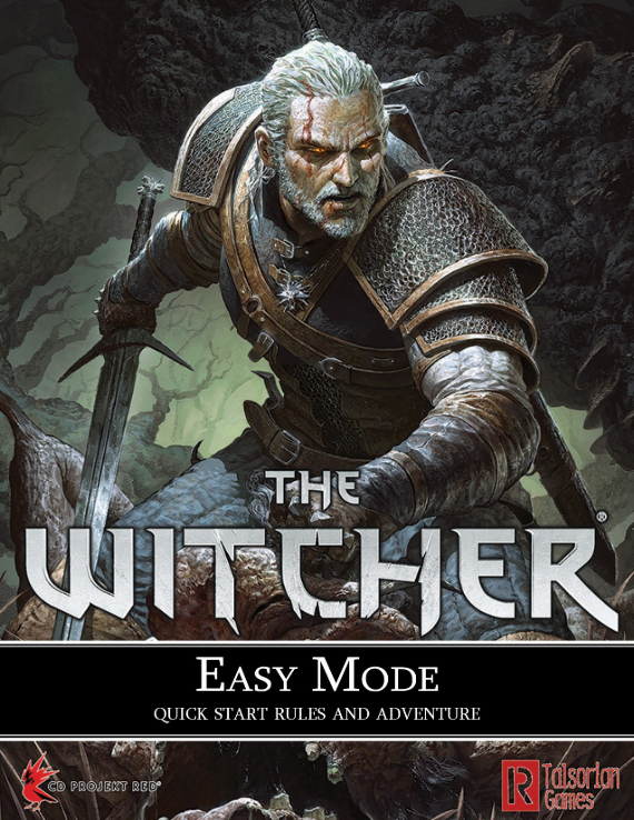 Νέα έκδοση του επιτραπέζιου The Witcher έρχεται αυτό το καλοκαίρι
