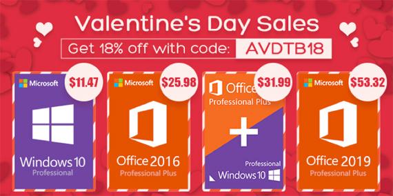GoodOffer24 – Special Valentine's Deals!