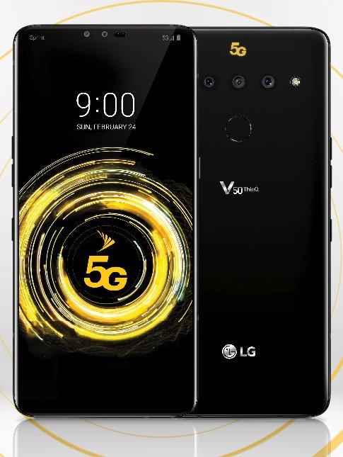LG V50 ThinQ 5G: Αυτό είναι το πρώτο 5G smartphone της LG