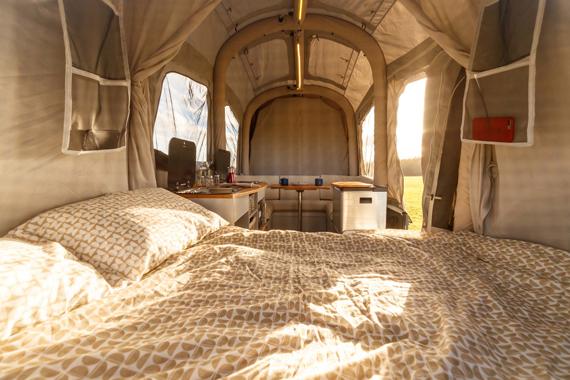 Nissan x OPUS concept camper: Ετοιμάσου για διακοπές
