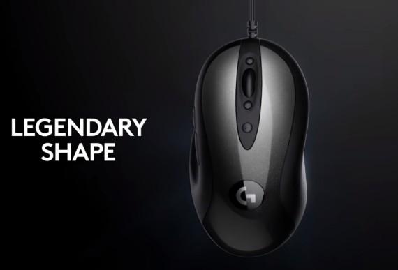 Logitech MX518: Το θρυλικό gaming mouse επιστρέφει