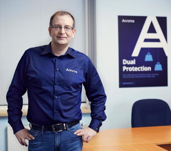 Stanislav Protassov Acronis