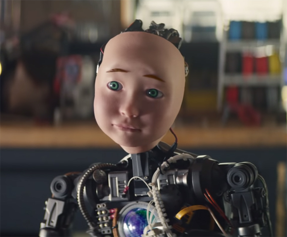 Super Bowl 2019 ads robot