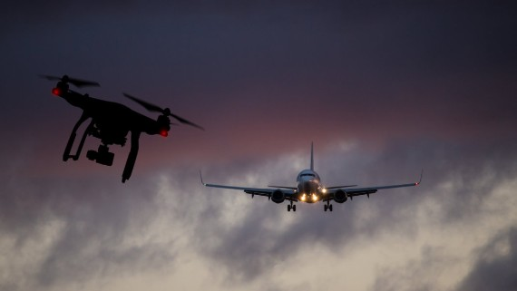 Dji no-fly-zone: Η Ελλάδα αποκτά σύστημα προστασίας από drones