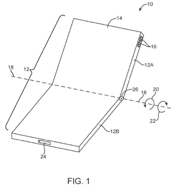 Το πρώτο αναδιπλούμενο iPhone έρχεται το 2020