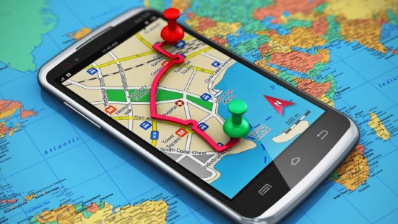 gps map 570px