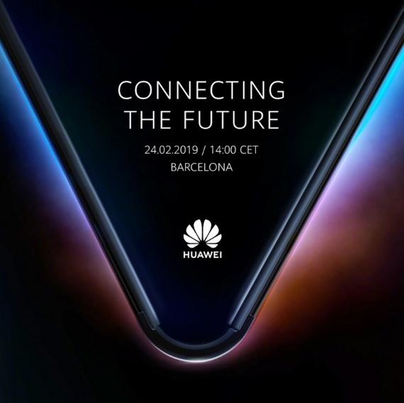 Νέο teaser από την Huawei για το πρώτο foldable 5G smartphone της εταιρίας