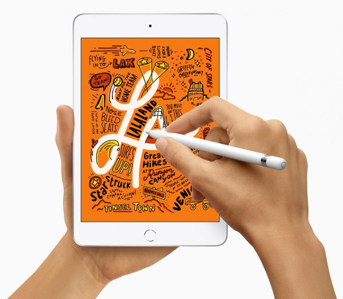 Νέα iPad Air και iPad mini με ισχυρές επιδόσεις και υποστήριξη Apple Pencil