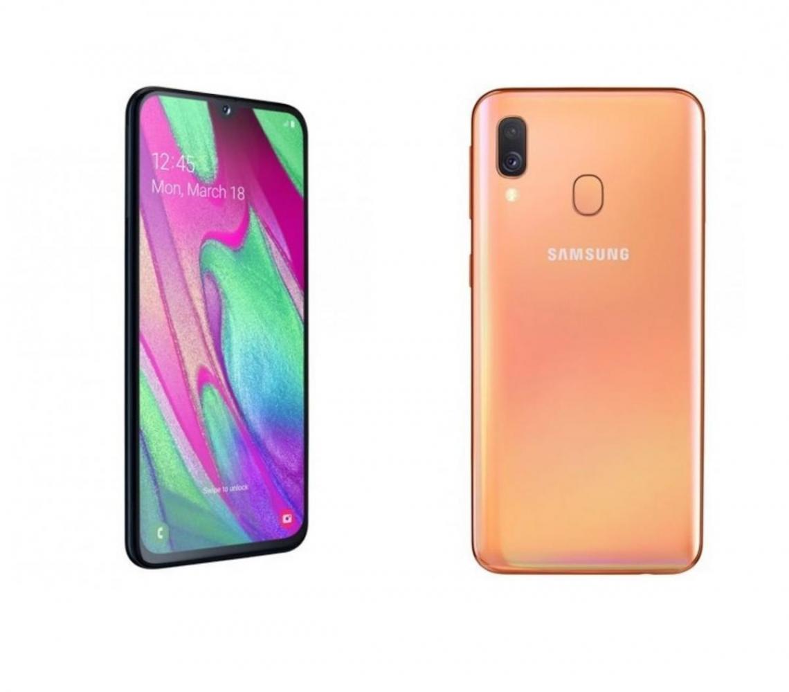 Το Samsung Galaxy A40 αποκαλύφθηκε στην Ολλανδία