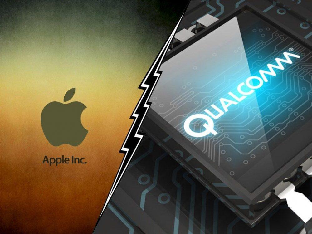 31 εκ. δολάρια οφείλει η Apple στην Qualcomm για παραβίαση πατέντας