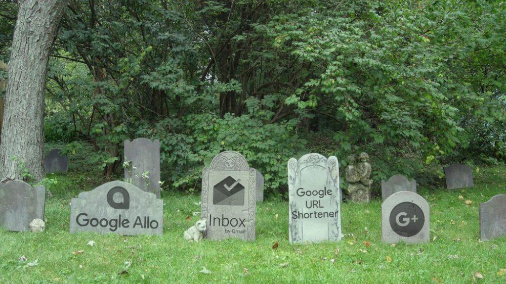 Η Google μέχρι τον Απρίλιο θα τερματίσει σταδιακά αρκετές υπηρεσίες και εφαρμογές