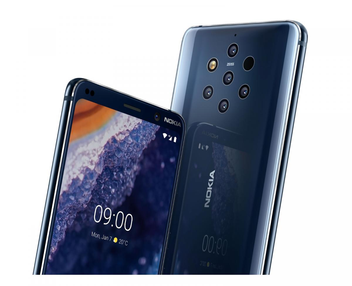 Nokia 9 PureView: Έρχεται Ελλάδα με τιμή 799 ευρώ και δώρο τα Nokia True Earbuds