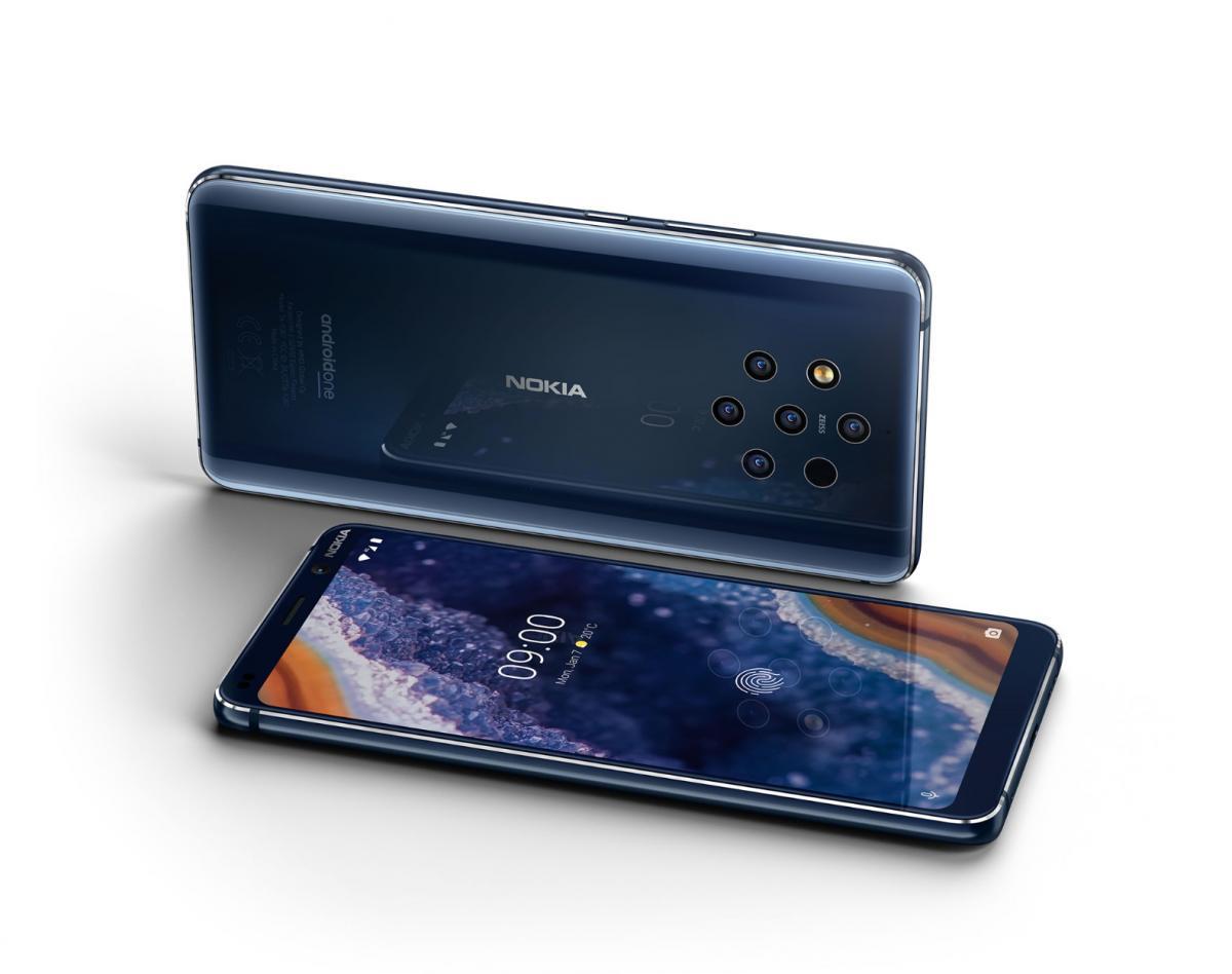 Μάθε τα πάντα για το νέο Nokia 9 PureView με τις 5 κάμερες width=