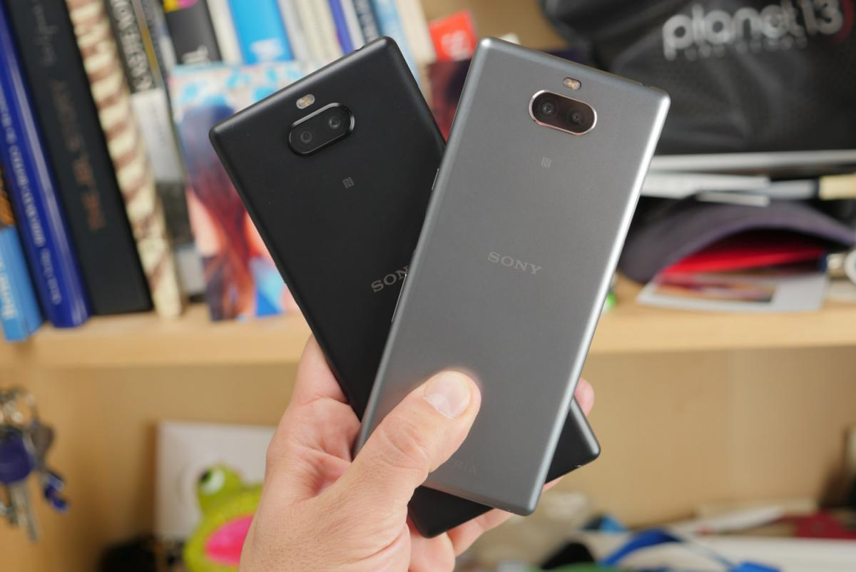Sony Xperia 10 και Xperia 10 Plus ελληνικό hands-on review