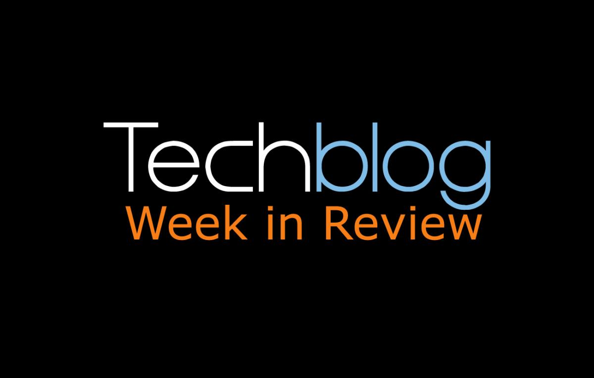 Tech Week in Review
