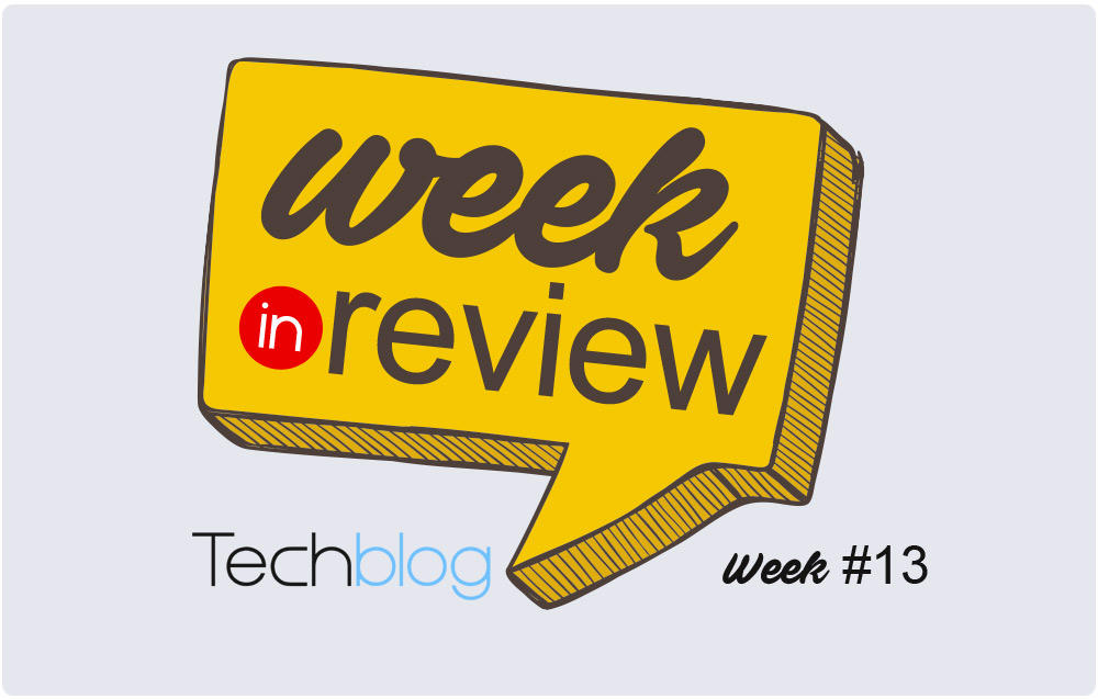 Week in Review: Ανακοίνωση Huawei P30, Apple Keynote και update για τα Galaxy S10