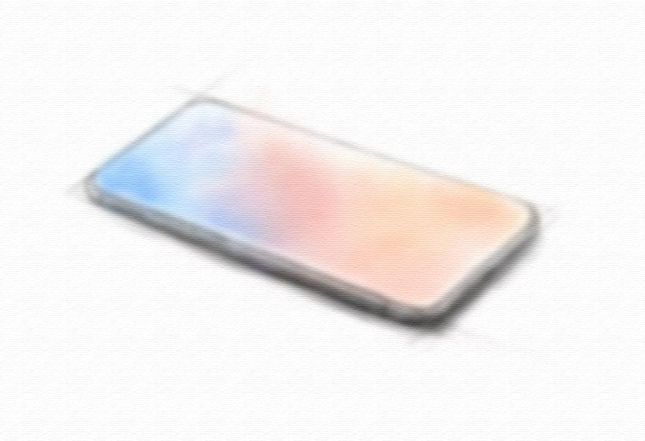 Η Samsung οραματίζεται smartphone με την κάμερα μέσα στην οθόνη χωρίς τρύπα ή notch