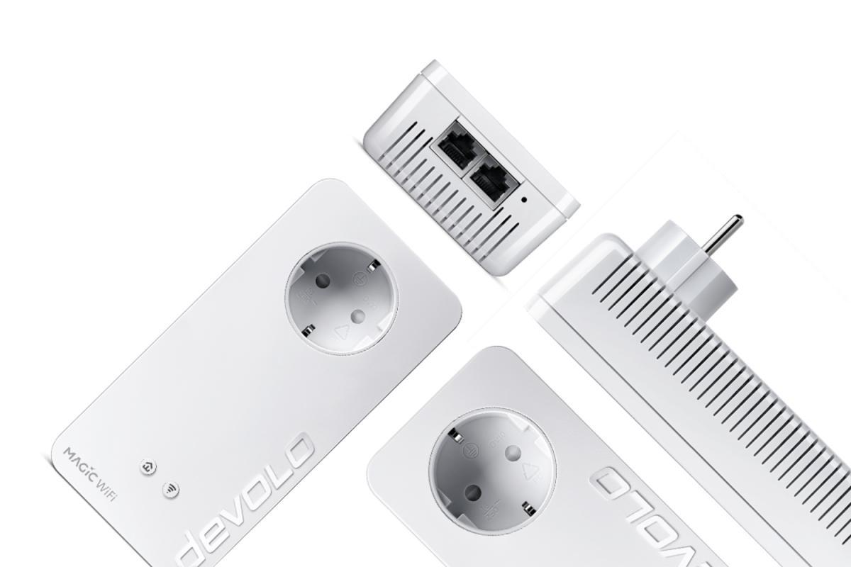 devolo: Ανακοίνωσε ότι κατασκεύασε 40 εκ. powerline adapters
