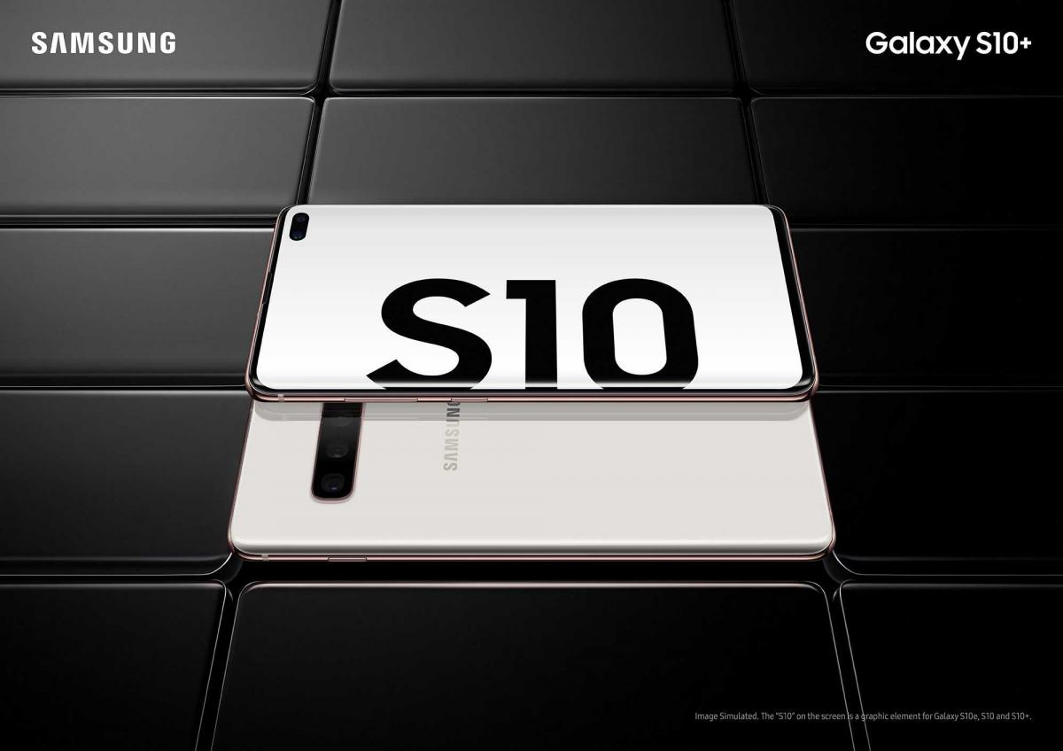 Τα νέα Samsung Galaxy S10, Galaxy S10+ και S10e στην Ελλάδα