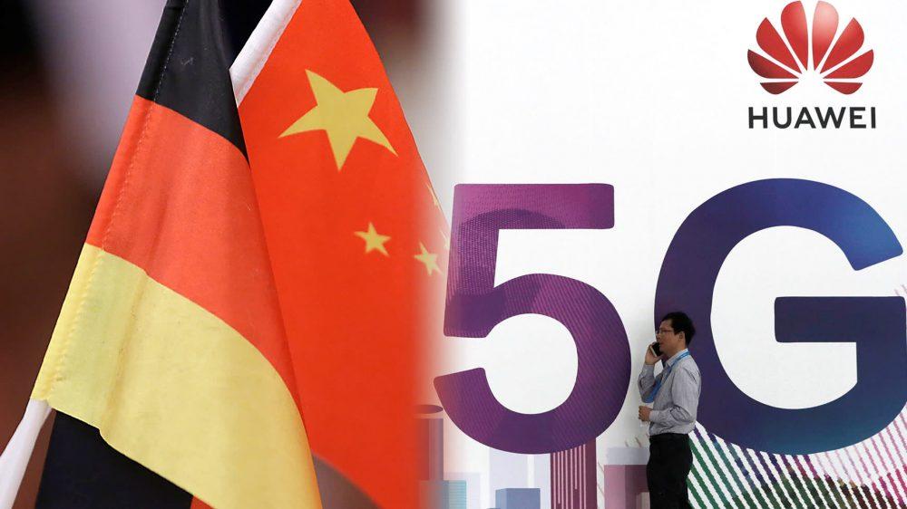 Η Huawei είναι αναξιόπιστη για το 5G υποστηρίζουν οι μυστικές υπηρεσίες της Γερμανίας
