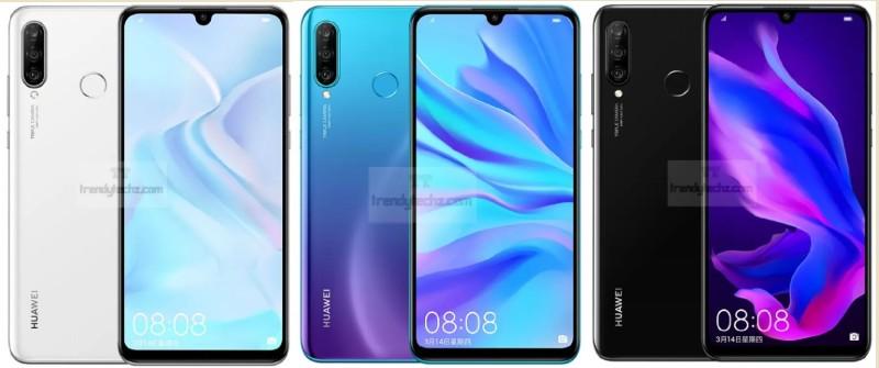 Huawei nova 4e: Διέρρευσαν οι πρώτες εικόνες