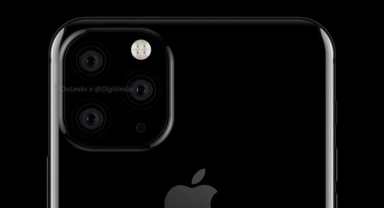 Τα iPhone του 2019 θα έχουν triple-camera setup;
