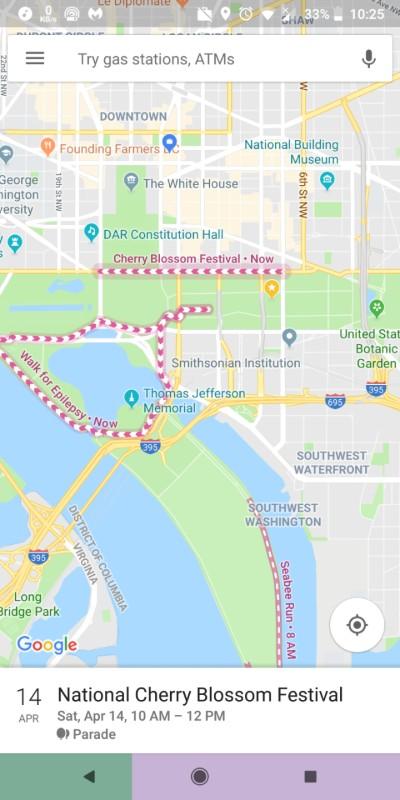 Google Maps: Θα επιτρέπει την κοινοποίηση εκδηλώσεων