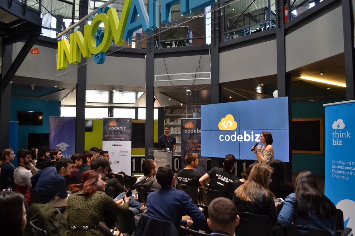 CodeBiz 2019: Ο πιο ανατρεπτικός διαγωνισμός για Coders & Bizers έφτασε στο τέλος του