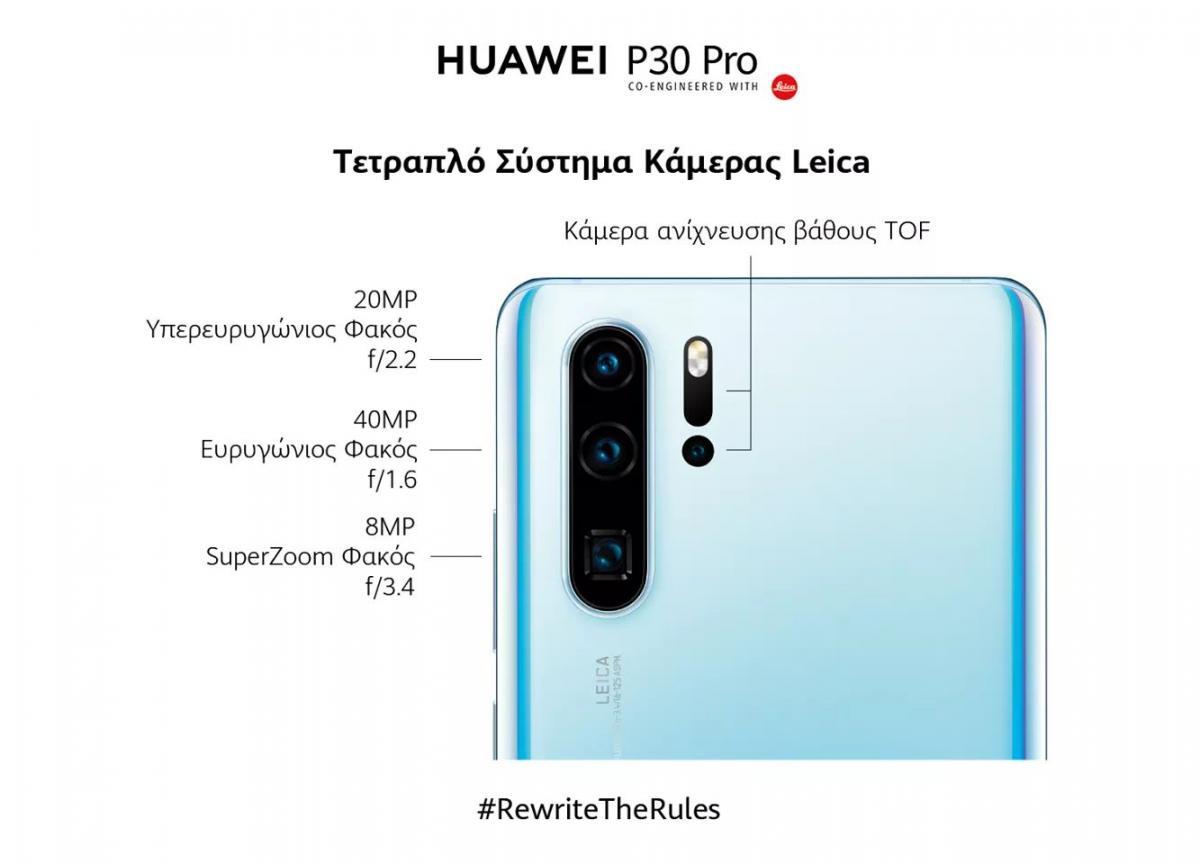 Huawei P30 PRO Leica camera