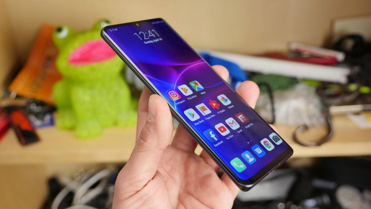 Huawei P30 Pro ελληνικό hands-on review