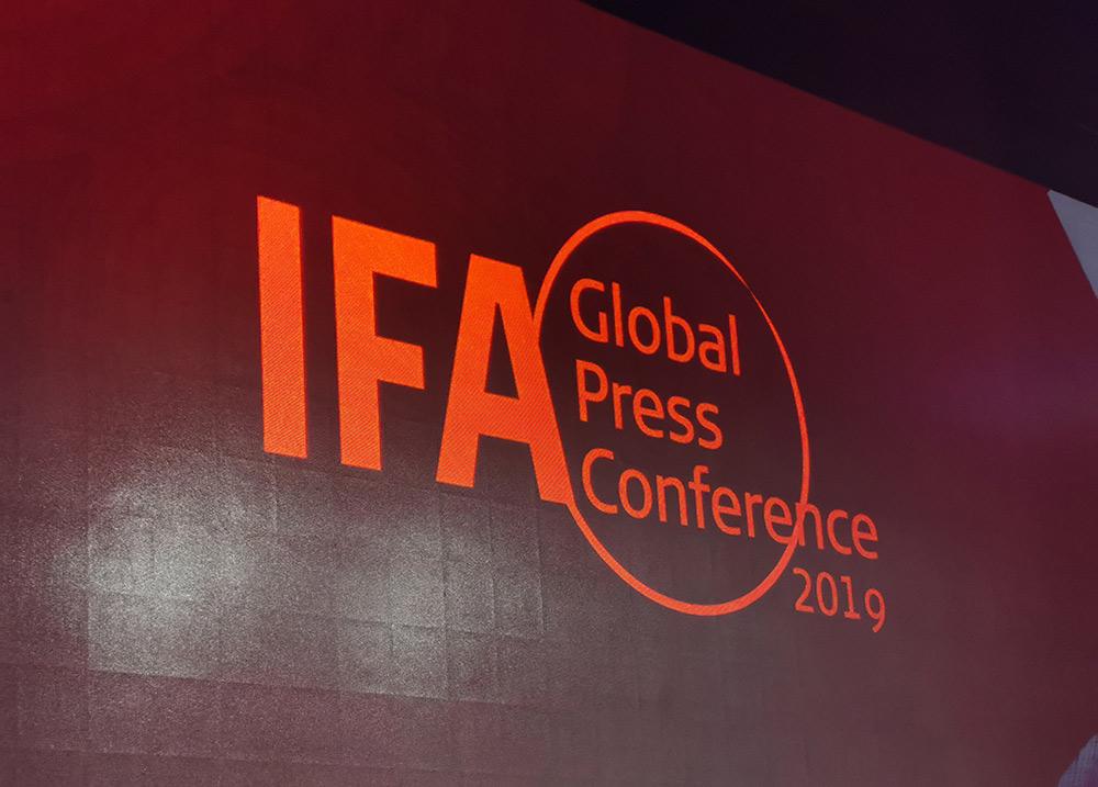 Αποστολή στην Ανδαλουσία: IFA Global Press Conference 2019