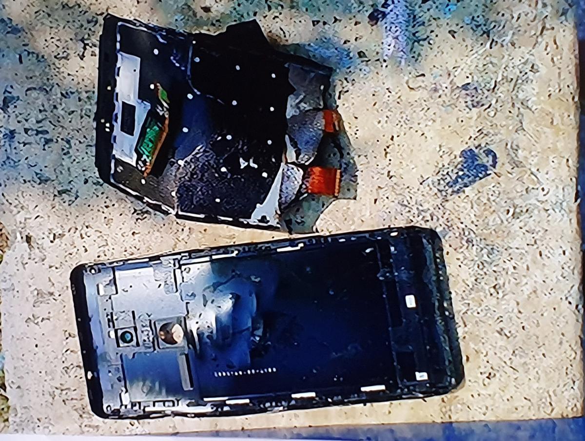 Ποιο κινητό εξεράγη στα χέρια της 24χρονης από την Βέροια;