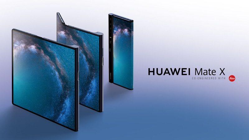 Ως το 2021 τα μισά high-end smartphones της Huawei θα είναι foldable