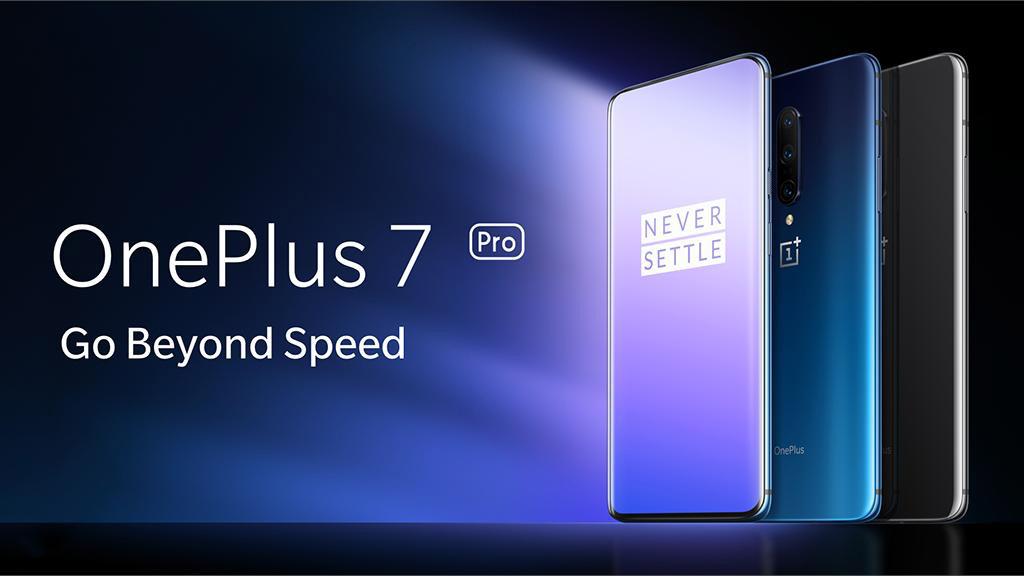 OnePlus 7 Pro: Επίσημα με οθόνη AMOLED QuadHD+ 90Hz χωρίς notch και pop-up selfie camera 16MP