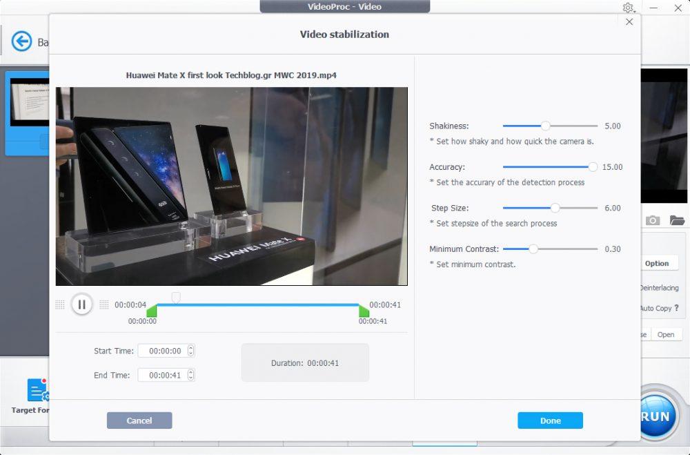 VideoProc: All-in-One λογισμικό επεξεργασίας βίντεο μαζί με YouTube downloader και screen recorder