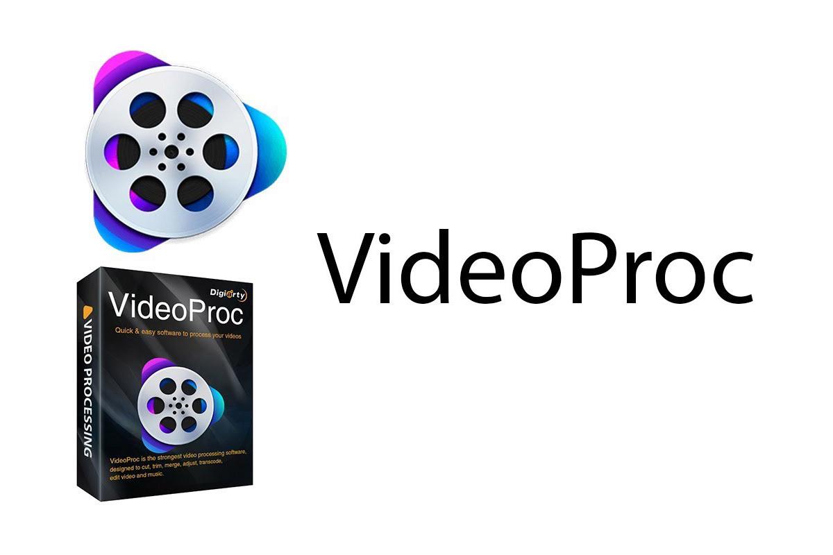 VideoProc: All-in-One λογισμικό επεξεργασίας βίντεο μαζί με downloader και screen recorder