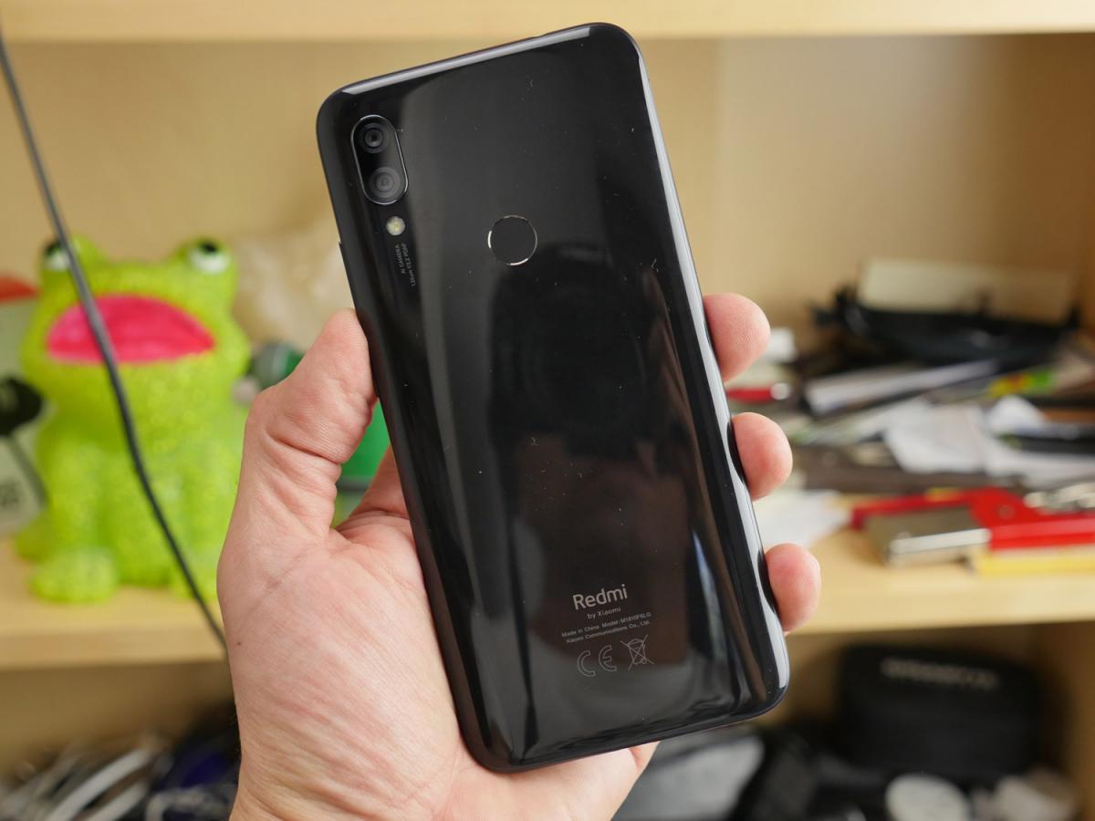 Xiaomi Redmi 7 hands-on Techblog